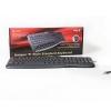 USB Keyboard OKER (KB-S5) Black