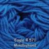 ไหมพรม Eagle กลุ่มใหญ่ สีพื้น รหัสสี 571