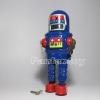 หุ่นยนต์สังกะสีไขลาน Roby Robot พ่นไฟ