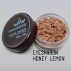 ขนาดเล็ก MMUMANIA Mineral Makeup Eyeshadow สี Honey Lemon
