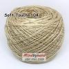 ไหมซอฟท์ทัช (Soft Touch) สี 04 สีกากีอ่อน