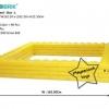 US-6005 ตัวต่อขนาดใหญ่ Macrobrik Snow ball pool size:L 1x2 (96 pcs.)สีเหลือง พร้อมลูกบอล1425ลูก