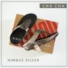 FitFlop Cha Cha : Nimbus Silver : Size US 7 / EU 38