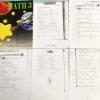 ►อ.สมเกียรติ◄ MA A904 หนังสือเรียนพิเศษ วิชาคณิตศาสตร์ ม.3 เทอม 1 + ชีทที่แจกใคอร์สเรียนเพิ่มเติมอีก 5 ชุด ในหนังสือมีสรุปสูตรและเนื้อหาสำคัญ มีโจทย์ตัวอย่างประจำบททุกบท อาจารย์มีบอกขั้นตอนการทำโจทย์ทีละขั้นตอนอย่างละเอียด โจทย์แบบฝึกหัดมีจดเฉลยบางข้อ จดล