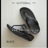 * NEW * FitFlop : GLITTERBALL : Black : Size US 5 / EU 36