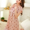 ชุดนอนน่ารักสไตล์เกาหลีสวยมากสดใส ใส่นอนได้ทุกวันค่ะ