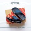 * NEW * FitFlop : CRYSTALL : Supernavy : Size US 7 / EU 38