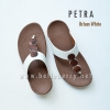 * NEW * FitFlop PETRA : Urban White : Size US 5 / EU 36