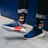 PRE ODER adidas Originals NMD_R2 PK - Trainers - collegiate navy/white