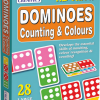 Creative Educational Aids Pre-School : Dominoes Counting & Colours