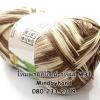 ไหมพรม Bamboo Cotton สีเหลือบ รหัสสี M31