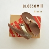 * NEW * FitFlop Blossom II : Bronze : Size US 6 / EU 37