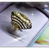 แหวนทอง gold plated 0.5microns