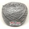 ไหมซอฟท์ทัช (Soft Touch) สี 50 สีเทาอ่อน