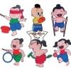 SKL-22 ชุดการละเล่นเด็กไทย