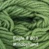 ไหมพรม Eagle กลุ่มใหญ่ สีพื้น รหัสสี 803