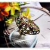 แหวนนพเก้า gold plated 1microns