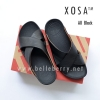 **พร้อมส่ง** FitFlop XOSA : ALL BLACK : Size US 12 / EU 45