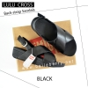 * NEW * FitFlop : Lulu Cross Back-Strap : Black : Size US 5 / EU 36