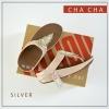 FitFlop : CHA CHA : Silver : Size US 8 / EU 39