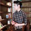 เสื้อผ้าผู้ชาย | เสื้อเชิ้ตผู้ชาย เสื้อเชิ้ตแฟชั่นชาย แขนยาว แฟชั่นเกาหลี
