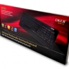 USB Multi Keyboard OKER (KB-S6) Black