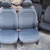 Toyota BB เบาะToyota BB ปี2003 ลายลักยิ้ม สีเทา เบาะโตโยต้า บีบี เบาะToyota BB ราคาตามข้างล่างเป็นราคาต่อคู่นะครับ