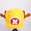 วันพีช หมวกChopper New World (สีเหลือง )