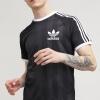 (พรีอออเดอร์) adidas Originals CALIFORNIA - Print T-shirt - black