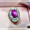 แหวนพลอยทับทิมลิลลี่