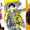 Attack on titan : LET ME IN Vol. 1-3