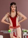 ชุดแฟนซีชนเผ่าอินเดียนแดง ชุดแฟนซีประจำชาติ ชุดแฟนซีนานาชาติ ชุดคอสเพลย์ ชุดแฟนซี