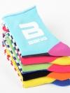 พร้อมส่ง / ถุงเท้า BIGBANG GDragon มีสีฟ้า