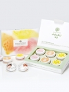 Pre Order / Nature republic by flower tint lip balm 6P Set (K) เซ็ทลิปลาล์ม 6 ชิ้น+การ์ด 6 แผ่น รูปหนุ่มๆวง EXO เกาหลีค่ะ