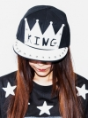 Pre Order / หมวกแฟชั่น snapback นำเข้าจากเกาหลี แท้ 100%