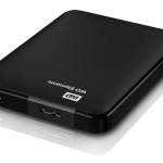 2 TB. Western Elements (Black) USB3.0