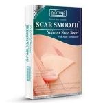 SMOOTH E Silicone Scar 3 ชิ้น แผ่นซิลิโคนลดรอยแผลเป็นนูนแดง ช่วยลดรอยแผลเป็น ได้ทั้งเก่าและใหม่ให้จางหายลง