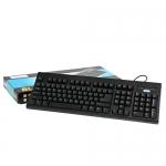 PS/2 Keyboard SUH (DBW56-629) Black
