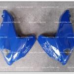 หน้ากาก BEAT-R สีน้ำเงิน