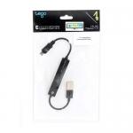 USB2.0 + Hub 4 Port ( For SmartPhone )