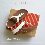 * NEW * FitFlop : HALO : Urban White : Size US 5 / EU 36