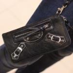 """พร้อมส่ง / กระเป๋าตังค์บาลอง มาใหม่ งานสวยมากๆๆ เกรดเทียบพรีเมี่ยม(ไม่ปั๊ม) ::(มีสายถือ) ::Size7.5"""""""
