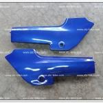 ฝากระเป๋า KR150 เก่า สีฟ้าใหม่
