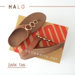 * NEW * FitFlop : HALO : Dark Tan : Size US 8 / EU 39