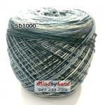 สหสินเส้นอ้วน สีเหลือบ SD1000