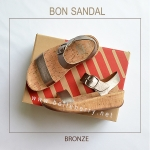 * NEW * FitFlop BON SANDAL : Bronze : Size US 8 / EU 39