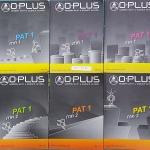 ►พี่โอ๋โอพลัส◄ PAT 1080 หนังสือกวดวิชาพี่โอ๋โอพลัส ปี 2559 คอร์สแพท1 ครบเซ็ท 6 เล่ม มีจดเกินครึ่งเล่มทุกเล่ม จดละเอียด แสดงวิธีทำอย่างละเอียด จดละเอียดด้วยดินสอและปากกาสี จดเป็นระเบียบ มีสรุปสูตร โจทย์แบบฝึกหัด มีสูตรหากิน,O-Plus Tips เทคนิคลัดของพี่โอ๋ ,