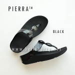 * NEW * FitFlop Pierra : Black : Size US 9 / EU 41