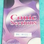 ►The Brain◄ MA 4022 หนังสือกวดวิชา คณิตศาสตร์ ม.4 ภาคตัดกรวย มีสรุปเนื้อหา สูตรสำคัญ ก่อนตะลุยทำโจทย์แบบฝึกหัด มีข้อควรรู้ ข้อควรระวัง เทคนิคลัดเยอะมาก จดครบเกือบทั้งเล่ม จดละเอียด โจทย์ Assignment มีเฉลยละเอียดและวิธีทำละเอียด