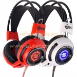 "HeadSet+Mic ""SIGNO"" (HP-806) (สั่นได้) Gaming HeadSet"